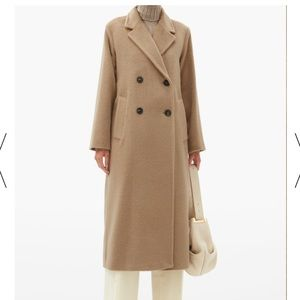 MAX MARA Weekend new collection wool blend coat